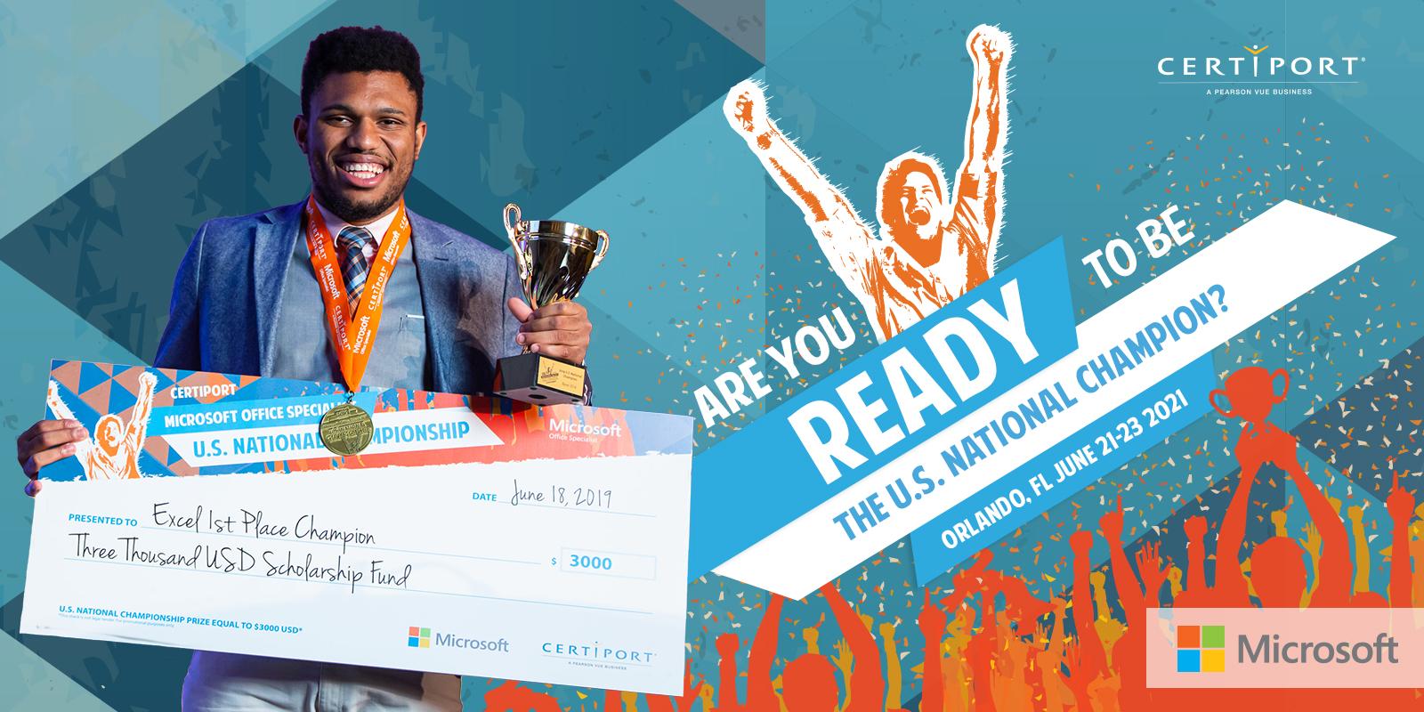 Microsoft Office Specialist U.S. National Championship